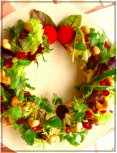 クリスマスディナーのサラダレシピ!簡単オススメ5選をご紹介^^