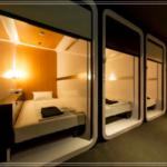 ビジネスホテルより低価格な「ファーストキャビン」って何?特徴や価格は?