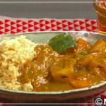 キューピー3分クッキングお肉を使わない?根菜カレーの作り方!